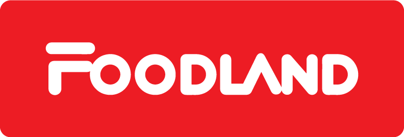 Foodland: Fresh from the oven redesign  logo