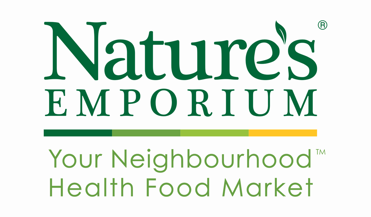 Nature's Emporium: Focused on health foods logo